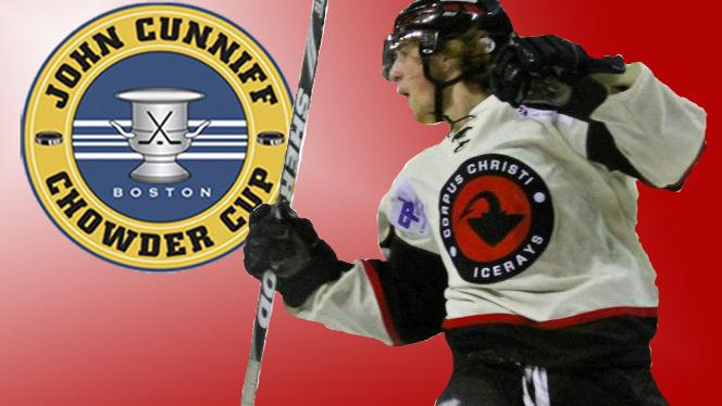 ICERAYS SEND THREE SELECT TEAMS TO CHOWDER CUP
