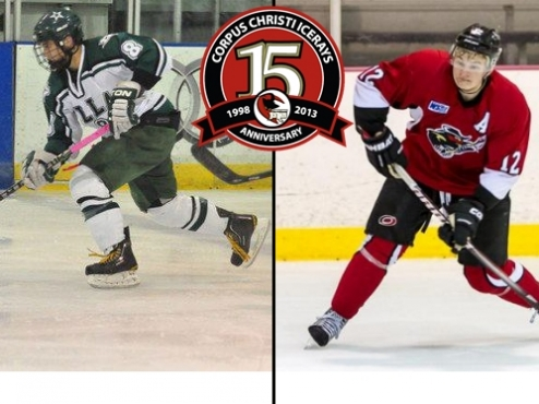 PLAGUED BY INJURY, ICERAYS ADD STOVALL & BEAULIEU